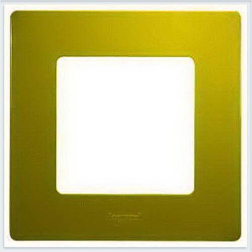Рамка 1-ая зеленый папоротник Legrand Etika 672541