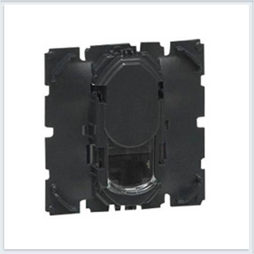 Механизм Компьютерной розетки RJ45 UTP 6кат 2(1) модуля Legrand Celiane 67344