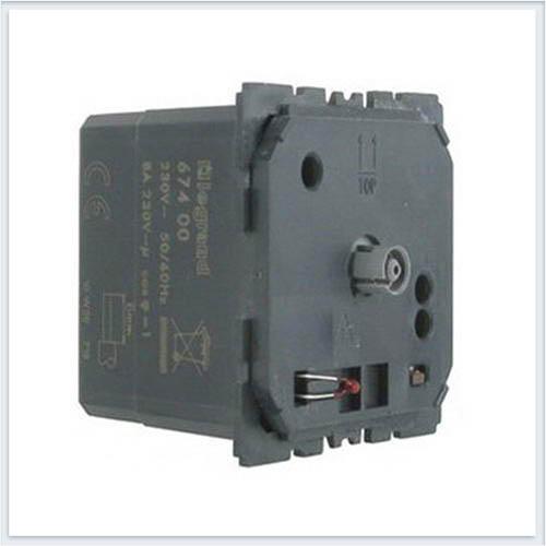 Механизм термостата комнатного 8 А переключатель зима-лето 2 модуля Legrand Celiane 67400