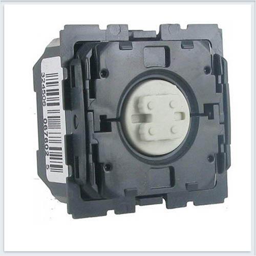 Механизм выключателя жалюзийного кнопочного 2 модуля Legrand Celiane 67602