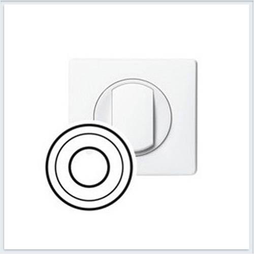 Лицевая панель зарядного устройства 2хUSB 1500мА 067462 белая Legrand Celiane 68235