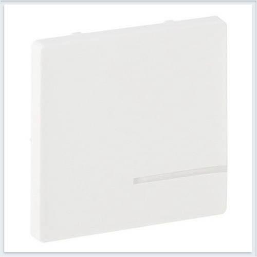 Накладка для радио выклычателя 1-канального с нейтралью Белая Valena Life 754709