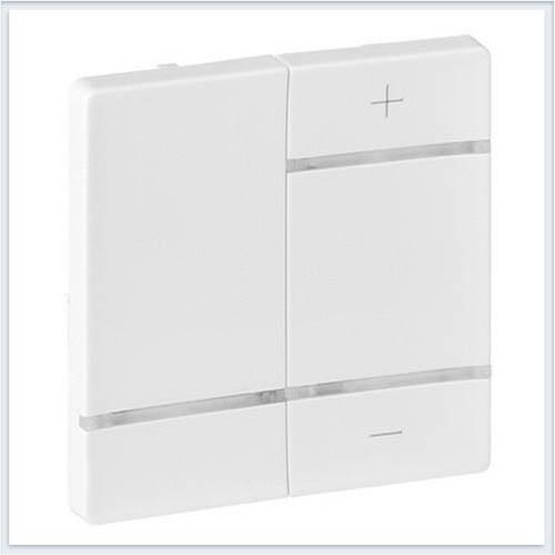 Накладка для радиоуправляющего устройства светорегуляторов Белая Valena Life 754739