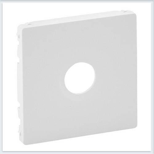 Накладка для розеток ТВ Белая Valena Life 754760