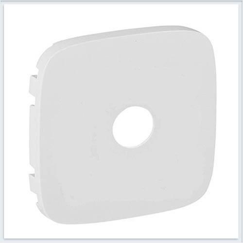 Накладка для розеток ТВ Слоновая кость Valena Allure 754766