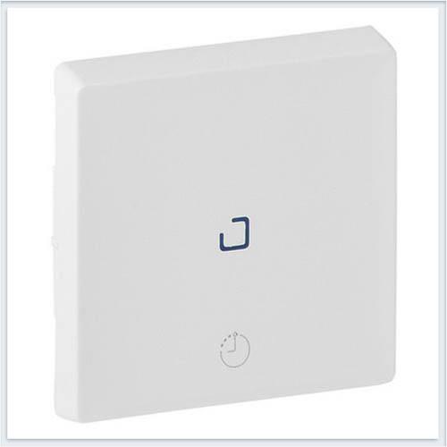 Клавиша для выключателя с выдержкой времени 2-канального Белая Valena Life 755210