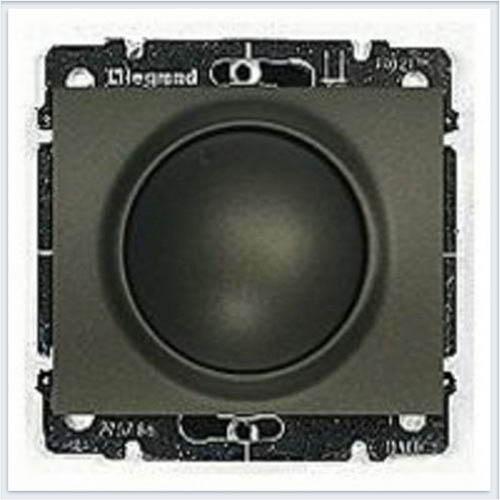 Накладка светорегулятора поворотного Legrand Galea Life Темная Бронза 771260