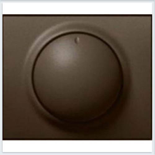 Накладка для светорегулятора поворотного 400/600Вт Legrand Galea Life Темная Бронза 771268
