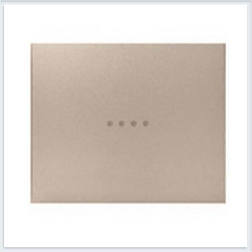 Клавиша 1-ая c точечной подсветкой Legrand Galea Life Титан 771434
