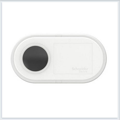 Blanca Белый Кнопка звонка