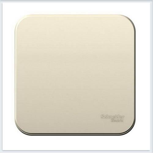 Blanca Молочный Выключатель 1-клавишный, 6А, 250В