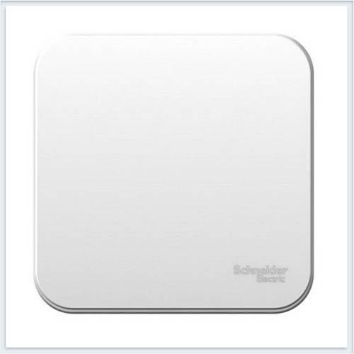 Blanca Белый Выключатель 1-клавишный 10А, 250B
