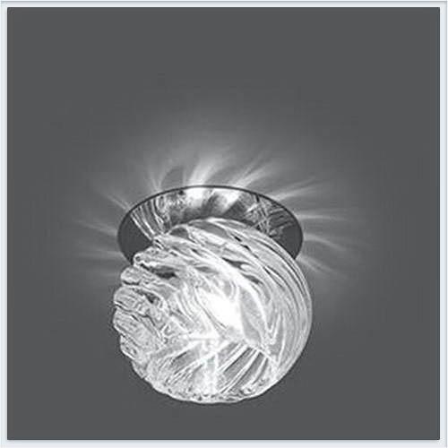 Точечный Светильник для натяжных - подвесных и реечных потолков Gauss Crystal - CR004