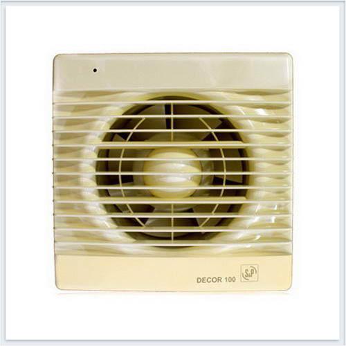 Вентилятор бытовой бежевый Decor100CIVORY Soler Palau