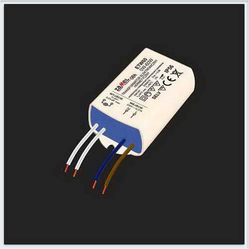 Zamel Электронный трансформатор 230/11,5V 0-60W герм. IP56 - ETW60