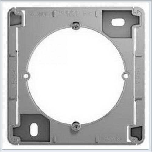 Коробка наружного монтажа Glossa Алюминий GSL000300