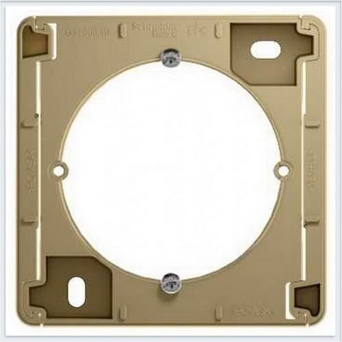 Коробка наружного монтажа Glossa Титан GSL000400