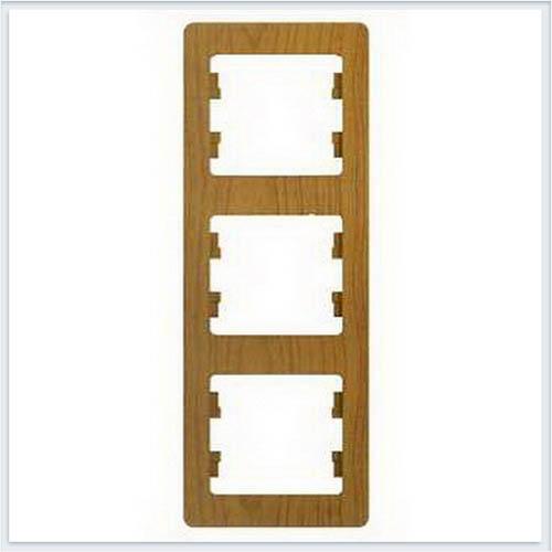 Рамка 3-я, вертикальная Дерево Дуб GSL000507