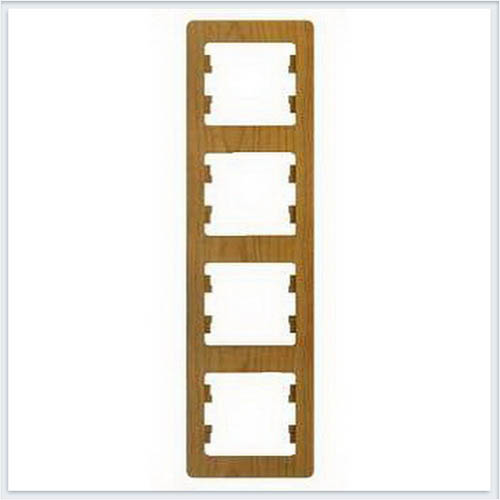 Рамка 4-я, вертикальная Дерево Дуб GSL000508