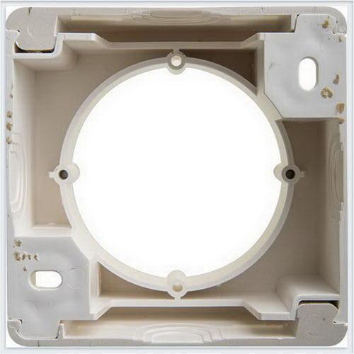 Коробка наружного монтажа Glossa Перламутр  GSL000600