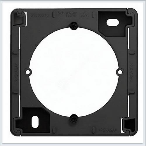 Коробка наружного монтажа Glossa Антрацит GSL000700