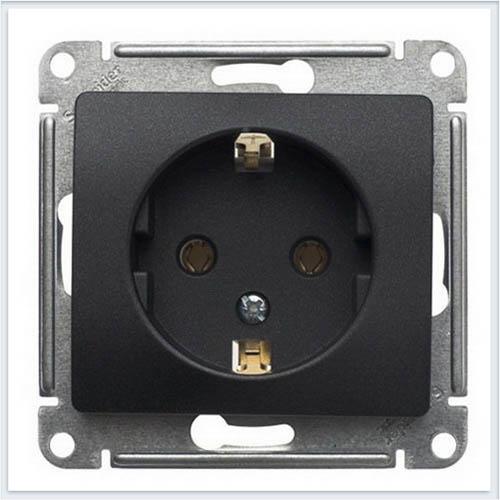 Розетки и выключатели Schneider-Electric Glossa   Розетка с ... 94ec3e285fd