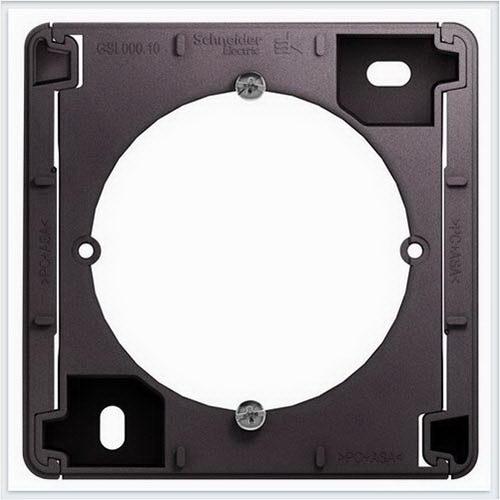 Коробка для наружного монтажа Glossa Сиреневый туман  GSL001400