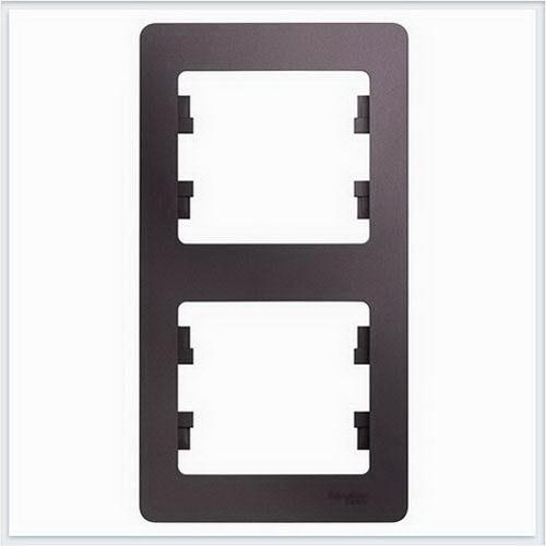 Рамка 2-ая, вертикальная Glossa Сиреневый туман  GSL001406