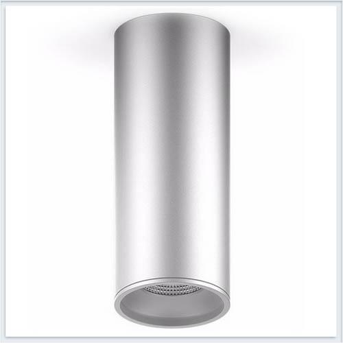 Светильник накладной HD005 12W хром сатин