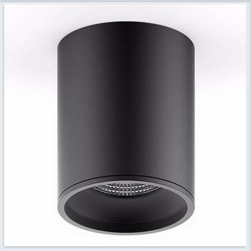 Светильник накладной HD007 12W черный