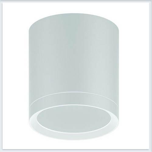 Светильник накладной с рассеивателем HD023 6W белый