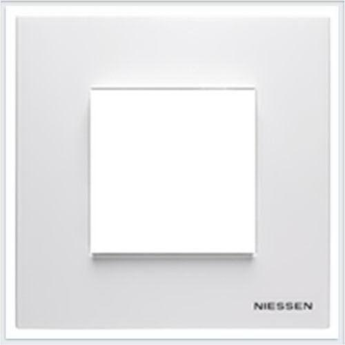 ABB Niessen Zenit - Niessen Zenit рамки - Рамки zenit белые - N2171 BL