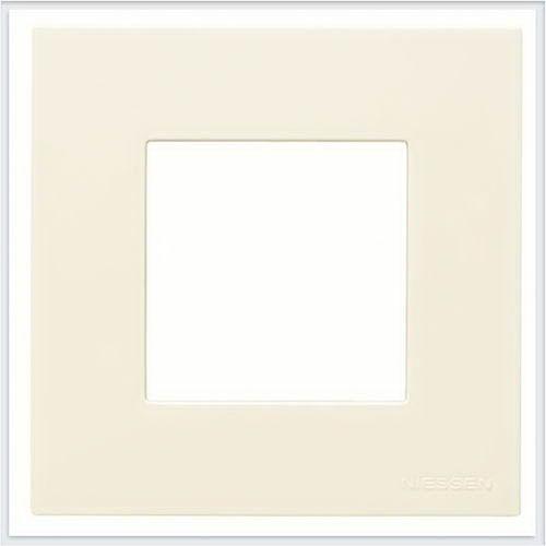 ABB Niessen Zenit - Niessen Zenit рамки - Рамки zenit белые - N2271.1 BL