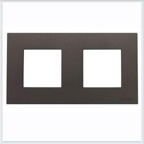 ABB Niessen Zenit - Niessen Zenit рамки - Рамки zenit антрацит - N2272 AN