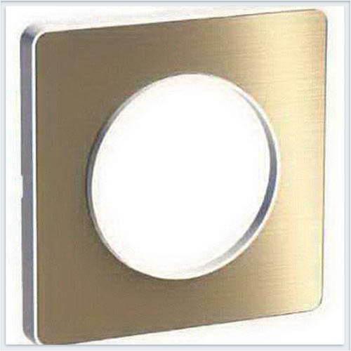 Рамка 1-я Полированная бронза Schneider-Electric Коллекция Odace арт. S52P802L