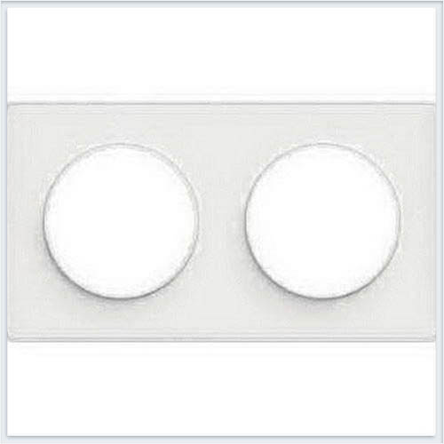 Рамка 2-я Белый Schneider-Electric Коллекция Odace арт. S52P804