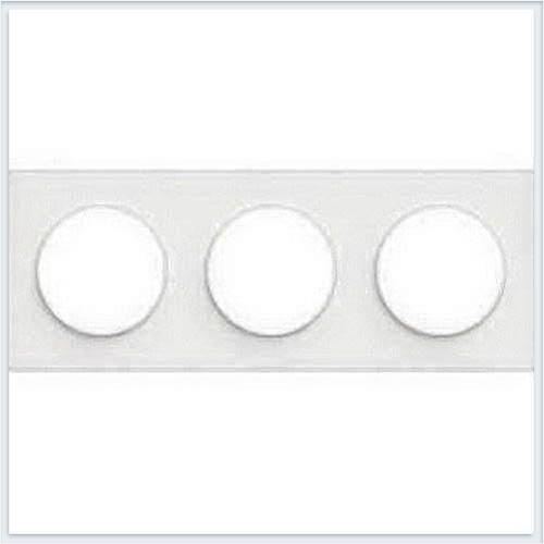 Рамка 3-я Белый Schneider-Electric Коллекция Odace арт. S52P806