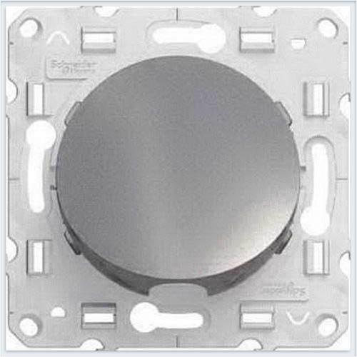 Кабельный вывод Алюминий Schneider-Electric Коллекция Odace арт. S53R662