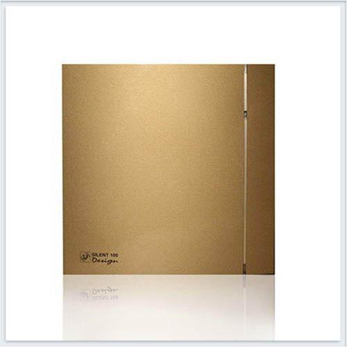 Soler Palau Вентилятор накладной SILENT-100 CRZ GOLD DESIGN-4C