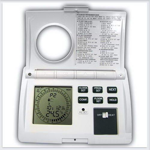 Программируемый терморегулятор. Frontier TH-0108FS