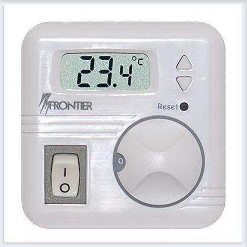 Терморегулятор электронный со встроенным датчиком Frontier TH-0343SA