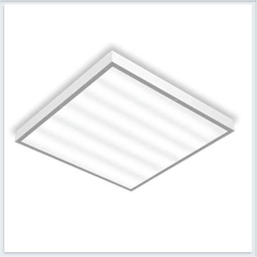 Светодиодный светильник 595*595*50мм 36 ВТ 6500К с микроволновым датчиком движения