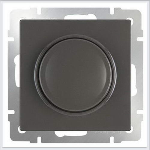 Диммер (серо-коричневый) Werkel (Веркель) - WL07-DM600
