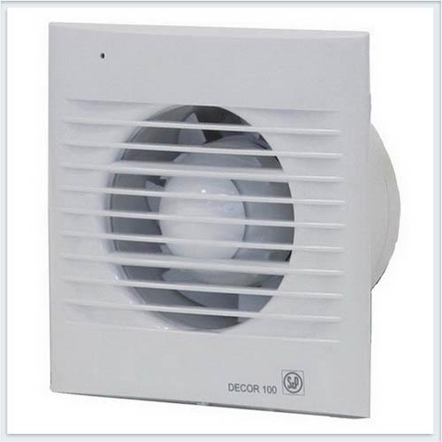 Вентилятор накладной Decor 100CH Soler Palau