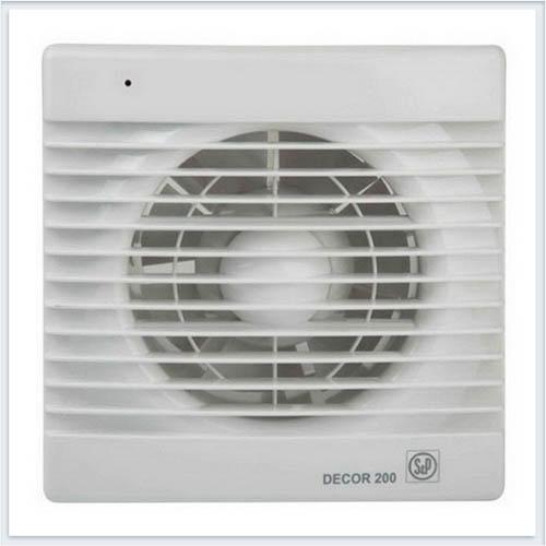 Вентилятор Decor 200С накладной Soler Palau