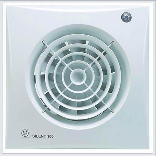 Вентилятор накладной Silent-100 CDZ