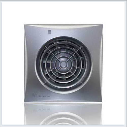 Вентилятор накладной Silent-100 CHZ Silver