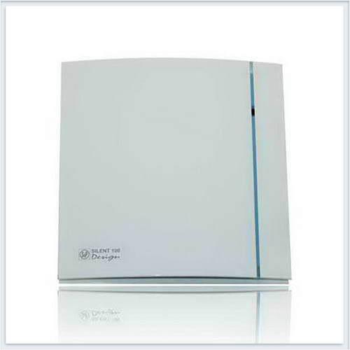 Soler Palau Тихий накладной вентилятор SILENT-100 CHZ DESIGN Вентилятор