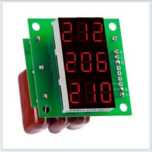 Вольтметр переменного тока, Вм-14/3, Измерительные приборы, Амперметры и вольтметры DigiTOP