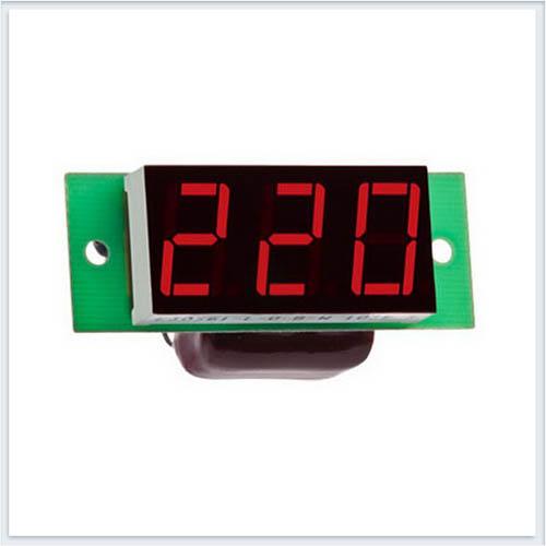 Вольтметр переменного тока, Вм-19, Измерительные приборы, Амперметры и вольтметры DigiTOP